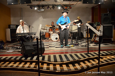 Michael Ingmire at The Nile Community Theater  5-15-13