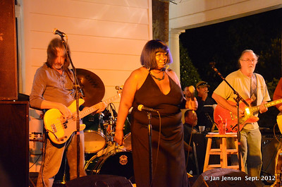 "Mark Bumgarner, Pat ""Mother Blues"" Cohen, Rusty Barkley"