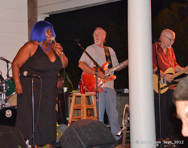 "Pat ""Mother Blues"" Cohen, Rusty Barkley, Max Drake"