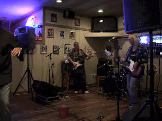 Ben Gatlin Band @ Finz, Matthews, NC  9-27-13 with dancers