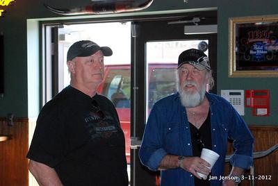 Johnn Allen Barkley and Jimmy Johns