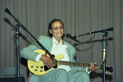 Etta Baker - Blue Ridge Jazz & Blues Tour