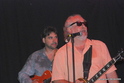 Tony Rogers, Bob Margolin