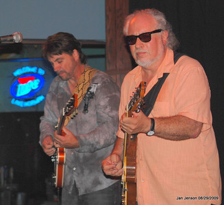 Tony Rogers & Bob Margolin