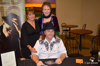 Becca, Mom & Chuck Johnson