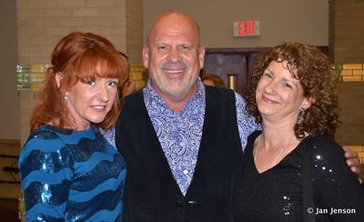 Suzanne Lynn, Dale Meyer, Sandra Frazier Madiera