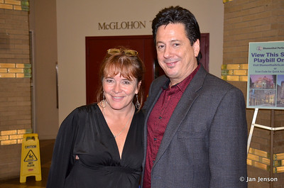 Becca Thompson and husband Matt