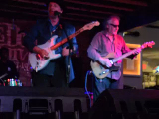 VIDEO:  Bob Margolin & Michael Ingmire @ Double Door, Charlotte, NC  Sept. 15, 2012