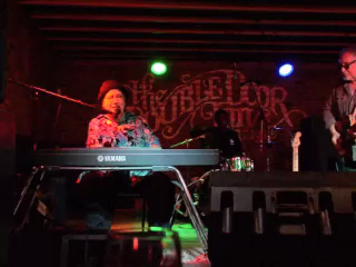 Bob Margolin & Ann Rabson 2 @ Double Door in Charlotte, NC on Saturday, Sept. 15, 2012.