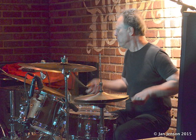 Ralph Rosen - Bruce Katz Band @ Double Door Inn, Charlotte, NC  May 16, 2015
