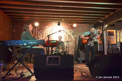 Bruce Katz Band @ Double Door Inn, Charlotte, NC  May 16, 2015
