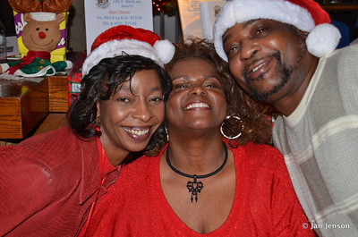 Jeri Thompson, Chocolate Thunder and Christopher McComb