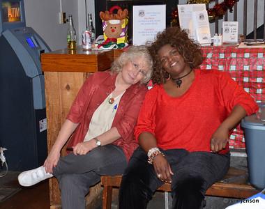 Rita Miller & Chocolate Thunder (Linda Rodney)