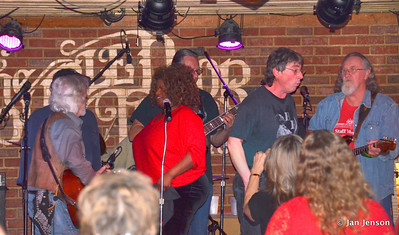 The Part Time Blues Band with Chocolate Thunder & Bob Dunlap