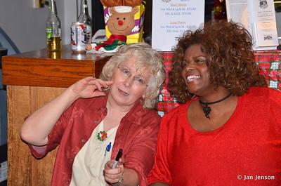 Rita Miller & Linda Rodney
