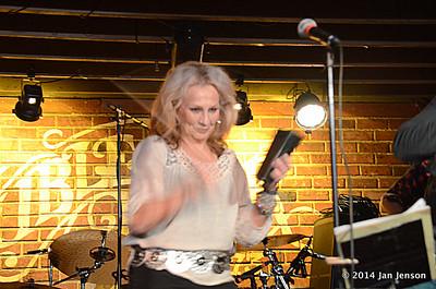 Shelia Carlisle - more cowbell...!!