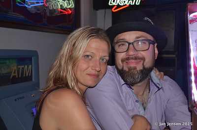 Pam Taylor & Robert Johnson - Stolen Hearts - May 21, 2015 @ Double Door, Charlotte, NC