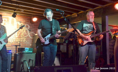 Tommy Castro and the Painkillers @ Double Door Inn, Charlotte, NC  May 21, 2015 - with Rusty Barkley for final jam of night