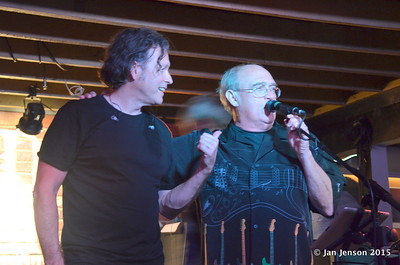 Tommy Castro and Rick Ballew