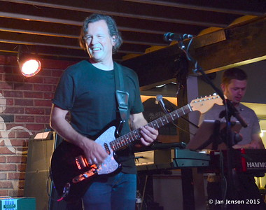Tommy Castro and the Painkillers @ Double Door Inn, Charlotte, NC  May 21, 2015