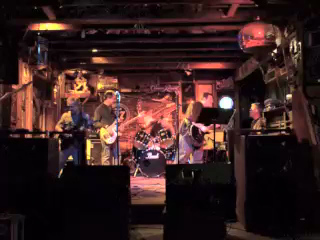 Ken Dukes & friends at Smokey Joe's in Charlotte, NC - February 1, 2013. Sympathy for the Devil.