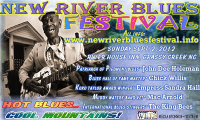2012 New River Blues Festival