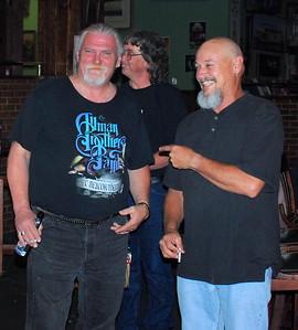 "Jim ""Grub"" Thornburg, Bob Dunlap & Charlie Atwell"