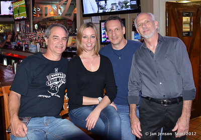 Mark Massi, Jessica Pegg, Chris Chaney, Bill Miller