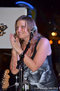 Pam Taylor @ Southsiders, Waxhaw, NC  7-12-13