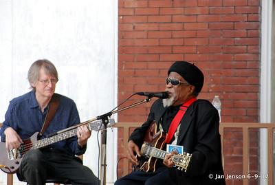 Pop Ferguson Blues Festival - June 9, 2012 - Lenoir, NC Drink Small