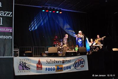 2011 Rowan Blues & Jazz Festival