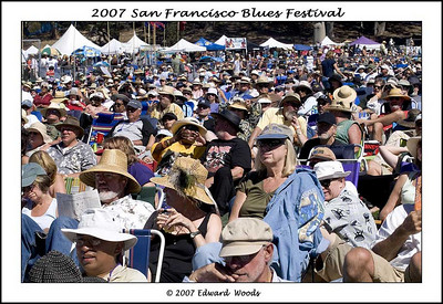 2007 San Francisco Blues Festival