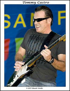 Tommy Castro at the San Francisco Blues Festival 2007