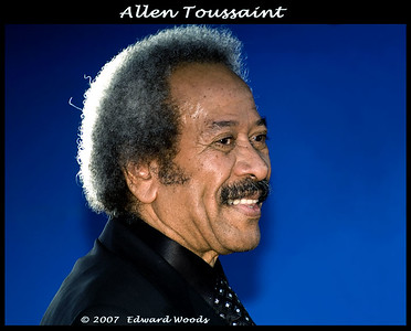 Allen Toussaint at the 2007 San Francisco Blues Festival