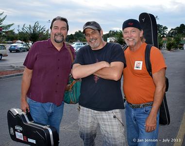 Sunday blues jam at 40 Rod Roadhouse  July 14, 2013