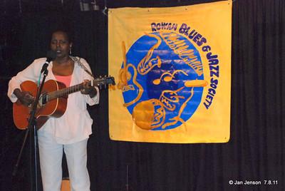 Veronika Jackson at The Black Box Theater, Salisbury, NC