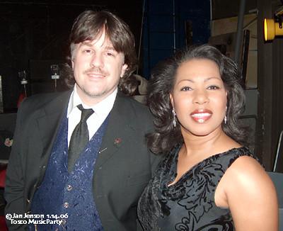 Bob Malone     & Sibyl Lee English