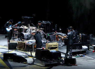 Bob Dylan and Band, Melbourne 2007