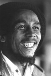 3rd June 1977:  Singer, guitarist and composer of reggae music Bob Marley, (1945 - 1981), originally Robert Nesta Marley, in London.  (Photo by Evening Standard/Getty Images)