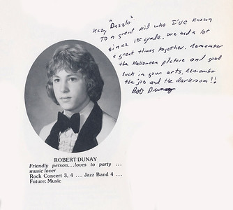 BobHSYearbook78