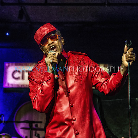 Bobby Womack @ City Winery (Fri 12/20/13)