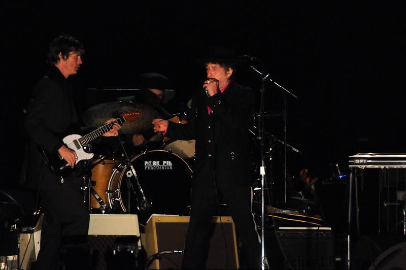 Charlie Sexton & Bob Dylan