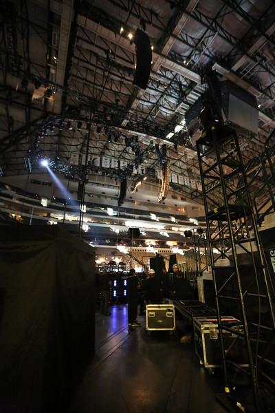 Andrea Bocelli Concert - Dallas November 2012