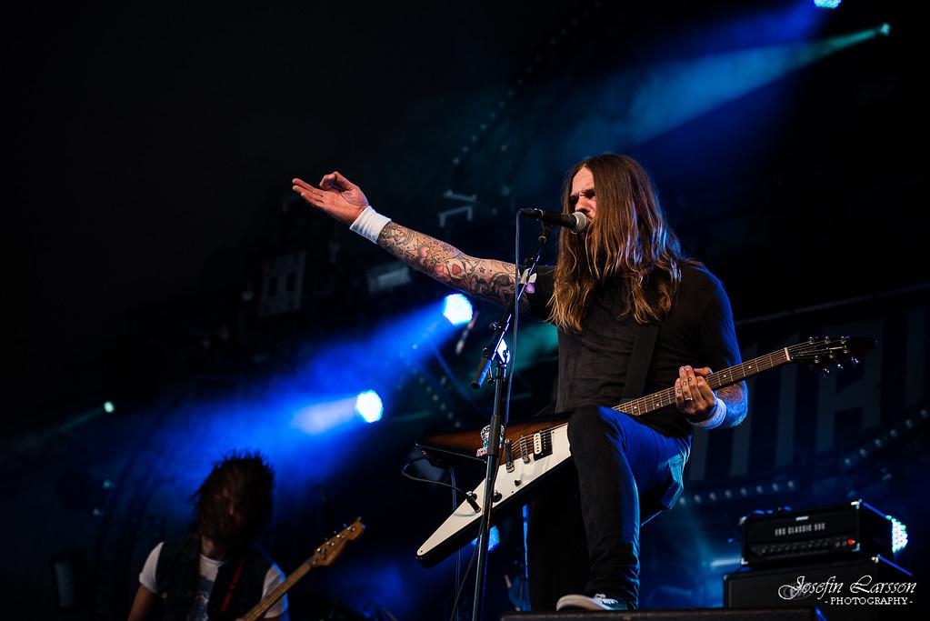 Bombus at Malmö Festivalen 2015