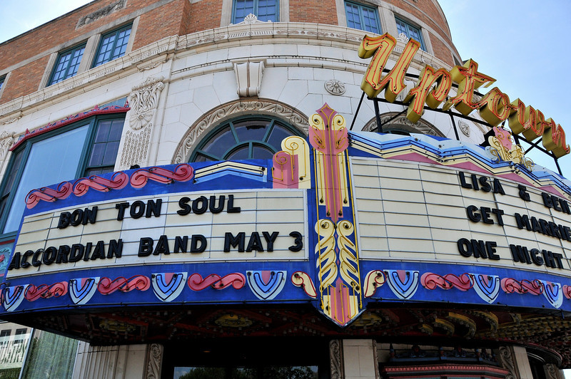 The Bon Ton Soul Accordian Band returns after 13 years.
