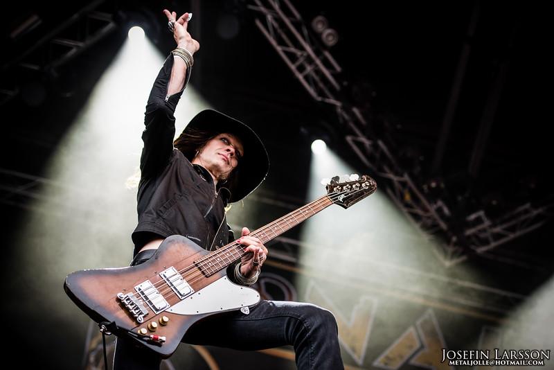 Bonafide - Sweden Rock Festival 2016