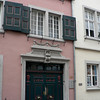 Beethoven house at Bonngasse