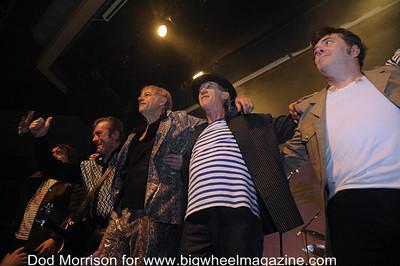 Boomtown Rats - at Beach Ballroom - Aberdeen, UK - November 10, 2013