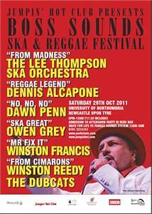 Boss Sounds Ska and Reggae Festival 2011
