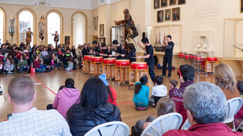 2015 Peabody Essex Museum Chinese New Year Celebration